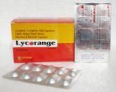 LYCORANGE Cap