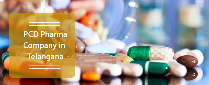 PCD Pharma Franchise Company in Telangana